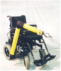 "Torque Transmission Right Angle Gearbox for Robot Used in ""Smart"" Assistive Wheelchair"