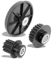 xl timing pulley 1/5