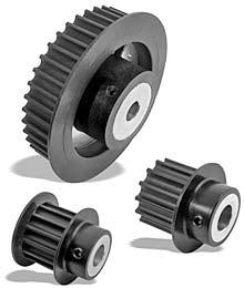 8mm Pitch HTD timing pulleys