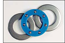 micro ball thrust bearings