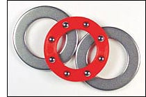 metric stainless steel thrust bearings