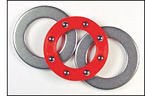 stainless steel thrust bearings and washers