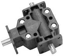right angle miter gearbox