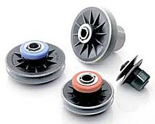 Precision Variable Speed Pulleys