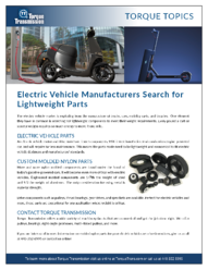 Electric-Vehicles-Torque-Transmission-Article